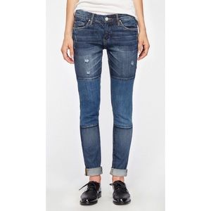 Blank NYC The Skinny Boy Patch Jean